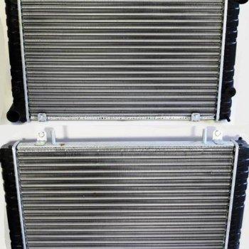 Радиатор охлаждения Москвич 2141 Cartronic CTR0116862 (Ref.2141-1301012)