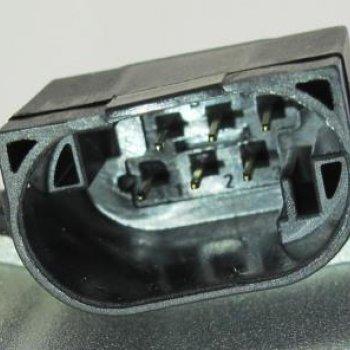 Дроссельный патрубок с электроприводом 21127114801010/ 21127-1148010-10 ИУ ЭЛКАР