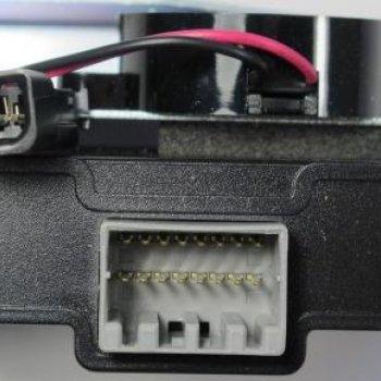 Блок управления и блок сигнализации СБП с кронштейном 8450108447 ИУ