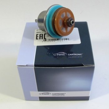 Регулятор давления топлива Cartronic CTR0069339 (KSPR-308 Ctr)