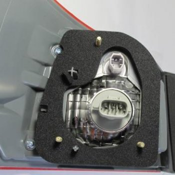 Фонарь задний ВАЗ LADA Vesta правый наружный CTR0119123  8450006962