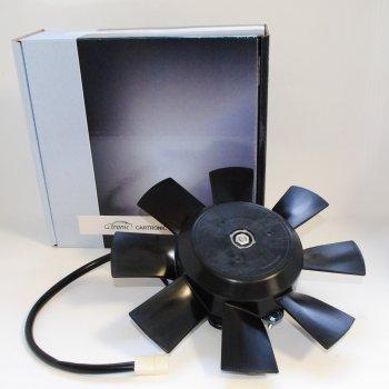 Вентилятор охлаждения Cartronic CTR0089701 (с крыльчаткой 8-ми лопастной. Ref.6802.3730/HW302/ Ctr)