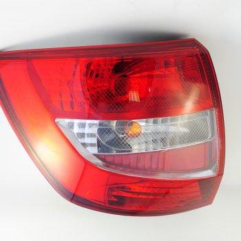 Фонарь задний ВАЗ 2190 Гранта седан, левая, CTR0113489 Cartronic (21900-3716011-00)