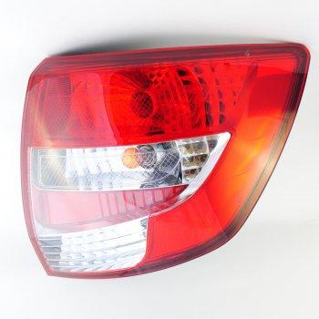 Фонарь задний ВАЗ 2190 Гранта седан, правая, CTR0113490 Cartronic (21900-3716010-00)