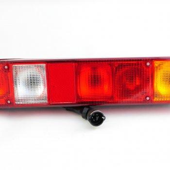 Фонарь задний ГАЗ Газель NEXT левый/правый, CTR0113482 Cartronic (171.3716-16/ A21R23-3716010) желтый поворотник
