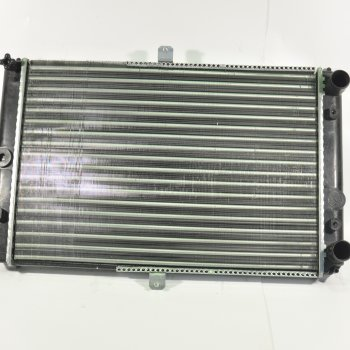 Радиатор охлаждения ВАЗ 2108-09/2113->2115, Cartronic CTR0115341 (Ref.2108-1301012 /21082130101200/ ЛР2108.1301012)