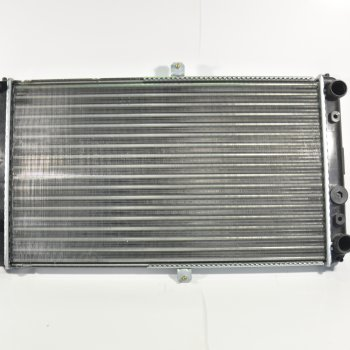 Радиатор охлаждения ВАЗ 2110->2112, Cartronic CTR0115343 (Ref.2110-1301012 /21700130101200/ ЛР2110.1301012)