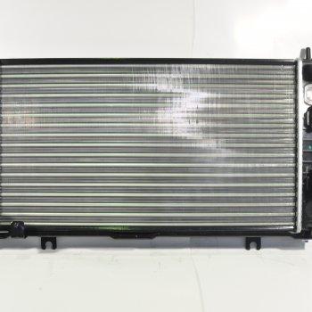 Радиатор охлаждения ВАЗ 2190, Калина 2192/2194 New, Cartronic CTR0115356 (21903130101014/ 21903-1300008-14)