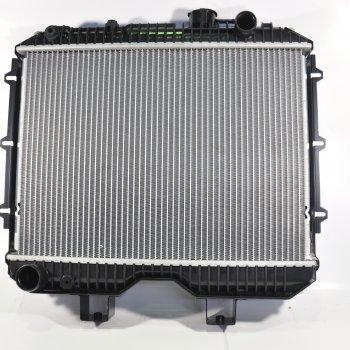Радиатор охлаждения УАЗ 3741 Буханка, Cartronic CTR0115366 (Ref.37411301012)