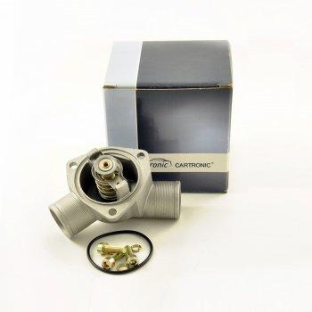 Термостат термоэлемент с крышкой Cartronic CTR0115157 (85град, Ref.21082-1306010/ 21082-1306010-00)