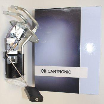 Модуль погружного электробензонасоса Cartronic CTR0074489 (KSZC-A418 Ref. 21214-1139009-20 Ctr)