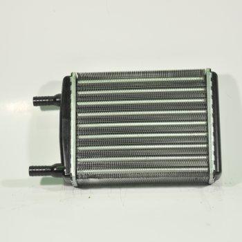 Радиатор печки ГАЗ 3302 (D=16мм), Cartronic CTR0115380 (Ref.3302-8101060-01 /3302810106001)