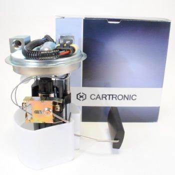 Модуль погружного электробензонасоса Cartronic CTR0067849 (Ref. 2112 KSZC-A242 /Ref.1987580010/2112-1139007/ 2112-1139009-03 Ctr)