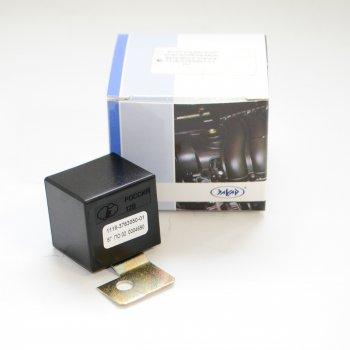Блок управления электрообогревом ветрового стекла 1118-3763050-01ИУ