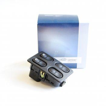 Модуль двери электростеклоподъемника Cartronic CTR0105959 (Ref.181.3763/ 21093-3709613-01)