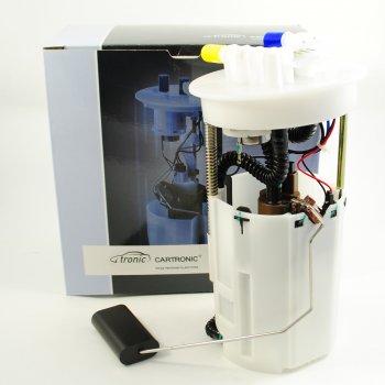 Модуль погружного электробензонасоса Cartronic CTR0109600 (KSZC-A338/ A15-1106610DA Ref.)