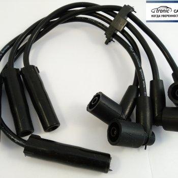 Провода высоковольтные Cartronic ВАЗ 2120/2131/21213-21214i CTR0117810 (к-т) Silicon 21214-3707080-10S Ref.