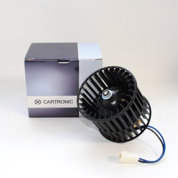Вентилятор отопителя Cartronic CTR0089710 (Ref.45.3730-10 /HW404/ Ctr)