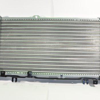 Радиатор охлаждения ВАЗ 2190, Калина 2192/2194 New, Cartronic CTR0115355 (Ref.21902-1300008)