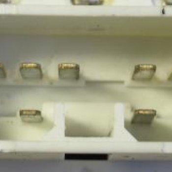 Модуль двери электростеклоподъемника Cartronic CTR0120650  96652180