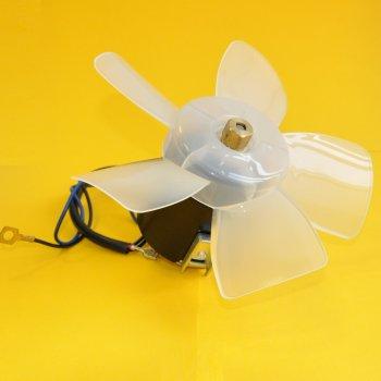 Вентилятор отопителя Cartronic CTR0101506 (2101-8101080/ МЭ255-3730000-04 Ref.Ctr)