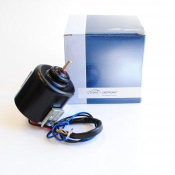 Электродвигатель вентилятора отопителя Cartronic CTR0101375 (2101-8101080 Ref.Ctr)