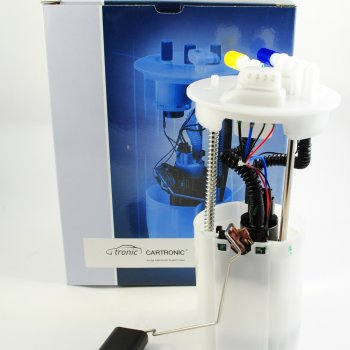 Модуль погружного электробензонасоса Cartronic CRTR0109608 KSZC-A561/ S1123100 Ref.