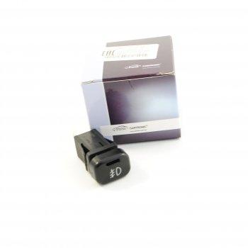 Клавиша включения п/т фар ВАЗ 2115 /2120 /2123 Cartronic CRTR0113540 Ref.757.3710-07.01