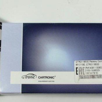 Ремень Cartronic 6PK1190, CRTR0118530 Ref.4091.1308020/ 3163-1308020/ 1987947818