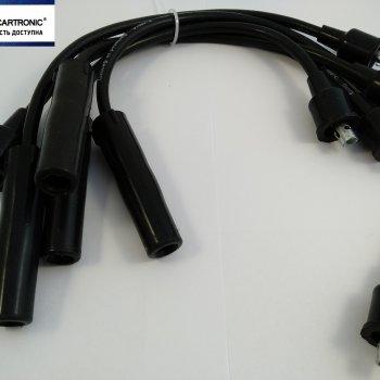 Провода высоковольтные Cartronic ГАЗ 3302/2705/ ЗМЗ-402 CRTR0117813 (к-т) Silicon 402-3707244-01S Ref.
