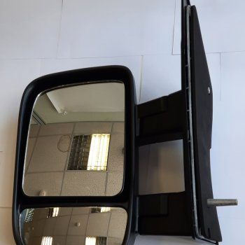 Зеркало Газель Некст БЕЗ ПОДОГРЕВА левое Cartronic CRTR0122999 Ref.А21R23820