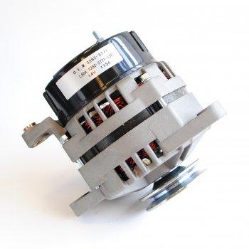 Генератор Cartronic ГАЗ/ УАЗ с УМЗ 4213/4216/4219 клиновый 115А CRTR0102493 3282.3771/ 115А Ref.