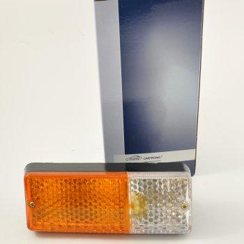 Указатель поворота ВАЗ 2103/2106/2121 (левый подфарник) Cartronic CRTR0108565 Ref.2106-3712011/ 21313712011
