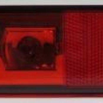 Фонарь задний ГАЗ Газель NEXT левый/правый, CRTR0119115 Cartronic Ref.171.3716-16/ A21R23-3716010 желтый поворотник, новый дизайн