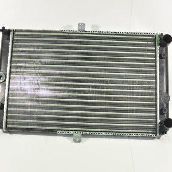 Радиатор охлаждения ВАЗ 2108-09/2113->2115, Cartronic CRTR0115341 Ref.2108-1301012 /21082130101200/ ЛР2108.1301012