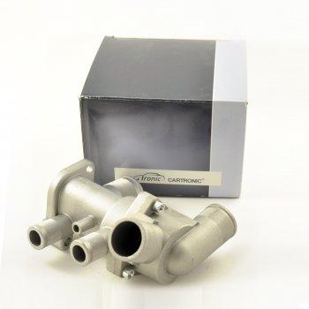 Термостат корпусной в сборе Cartronic CRTR0115144 (85град Ref.21082-1306010-11)