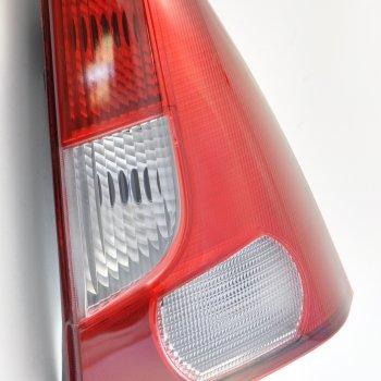 Фонарь задний Renault Logan (2004->), правый, белый поворотн.Cartronic CRTR0108709 Ref.6001546795