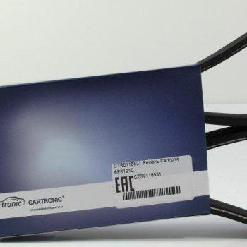 Ремень Cartronic 6PK1210, CRTR0118531