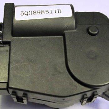 Моторедуктор заслонки отопителя Cartronic CRTR0122097 Ref.5Q0898511B