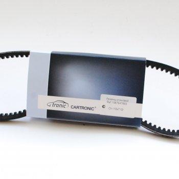 Ремень Cartronic 10x710, CRTR0090194 Ref.1987947683