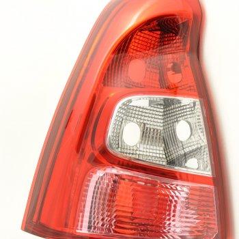 Фонарь задний Renault Logan (2010-), левый, Cartronic CRTR0108714 Ref.8200744760/ RNS-0102-0020