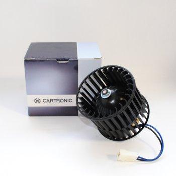 Вентилятор отопителя Cartronic CRTR0089710 Ref.45.3730-10 /HW404