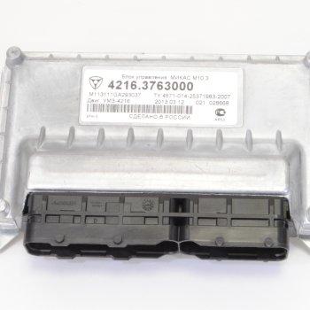 Блок управления М10.3  4216.3763000 ИУ