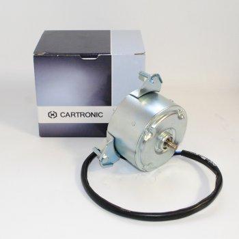 Электродвигатель вентилятора охлаждения Cartronic CRTR0089670 (без крыльчатки. Ref.МЭ272Б-3730)