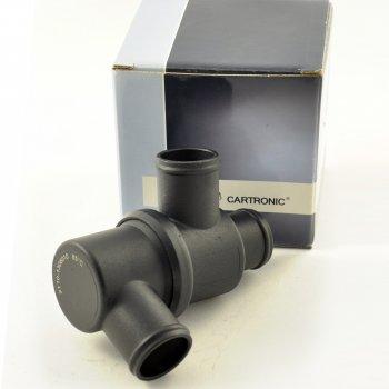 Термостат корпусной в сборе Cartronic CRTR0115159 (85град/Ref.2110-1306010/ 21100-1306010-00)