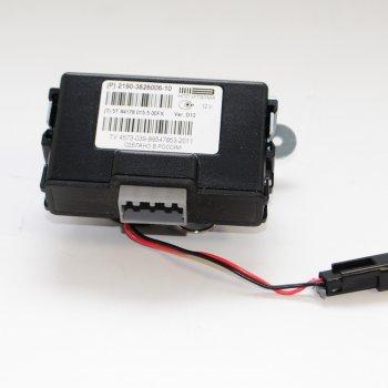 Блок управления и блок сигнализации СБП с кронштейном 2190-3826006-10