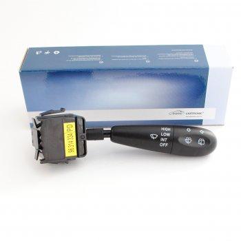 Переключатель подрулевой (стеклоочист) Daewoo Matiz (2001->) Cartronic CRTR0108780 (с омывателем задн стекла) Ref.9047035/ 96314334 /DL-554
