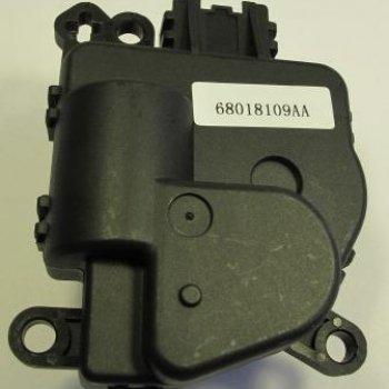 Моторедуктор заслонки отопителя Cartronic CRTR0122095 Ref.68018109AA