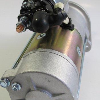 Стартер ГАЗ,ПАЗ,FOTON Cartronic CRTR0120582 24V/ 5.0 kW/ 10T Ref.5268413