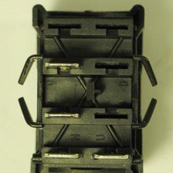 Клавиша включения обогрева задн. стекла ВАЗ 2105/2106/2107, 2121 Cartronic CRTR0118741 Ref.26.3710-22.22/ 2105-3709607